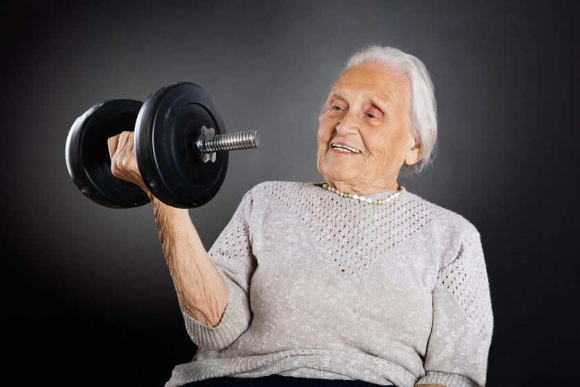 Improve Kidney Disease by Lifting Weights