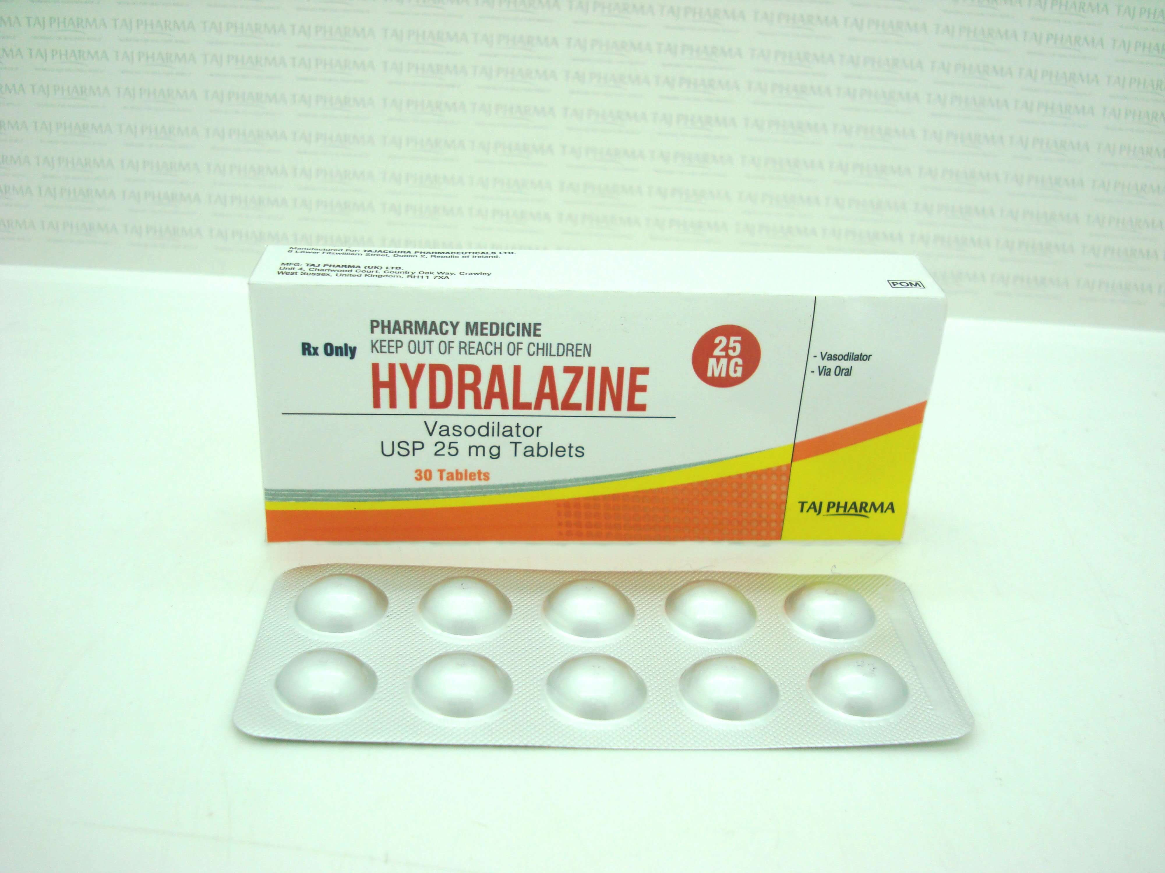 Hydralazine-related AAV Causes Advanced Kidney Disease in Some Patients, Study Finds