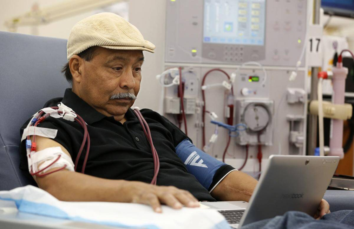 Could Online Psychology Exercises Result In Happier CKD And Dialysis Patients?