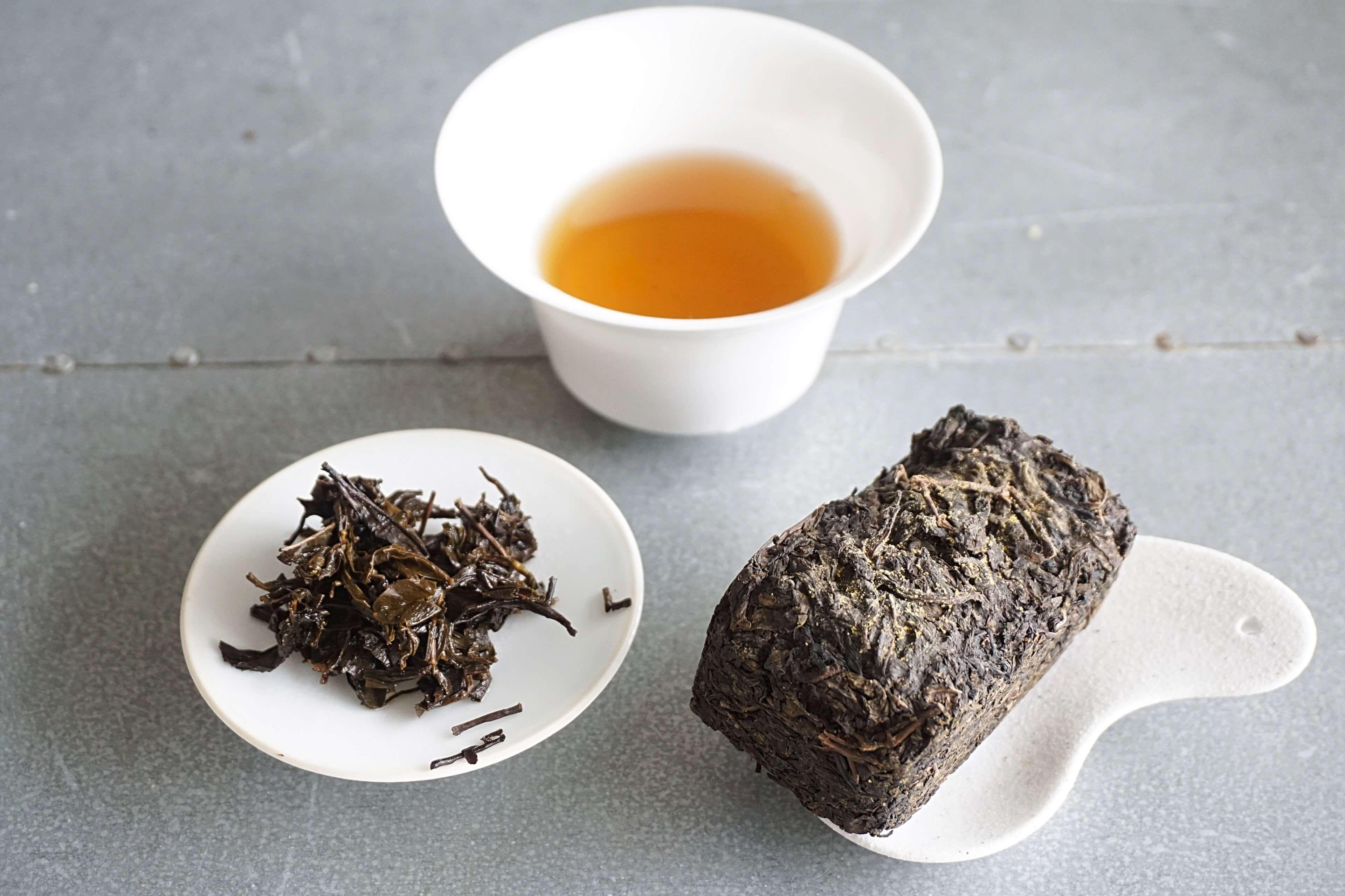 The Latest, Greatest Tea For Kidney Disease…Fu Brick Tea!