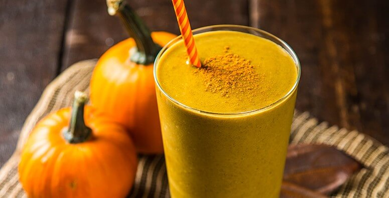 Drinkable Pumpkin Pie For Your Kidneys?  Try This Recipe To Keep Oxidative Stress Away